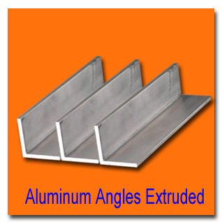 Aluminum Angles Extruded